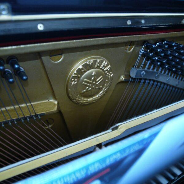 Klavier Gussplatte