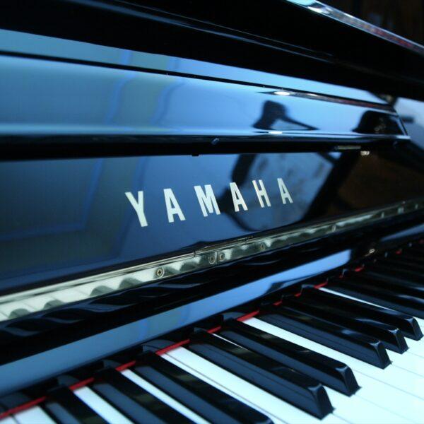 Yamaha Schriftzug